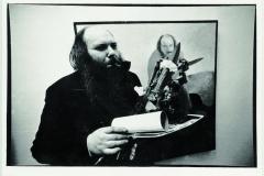 Tartu Kunstimuuseum - ajalugu - M. Miliuse kunstikogu näituse avamine 19.01.1990.a
