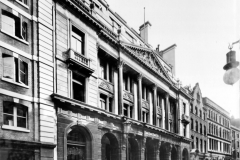1. The main building of the Baltic Exchange after its completion in 1903