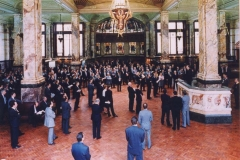2. View of the Exchange Hall before the 1992 bombing