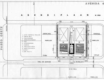 Jüri Okas. AVENIDA Sevilla Paviljon. Eesti Arhitektuurimuuseum