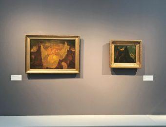 Rūdolfs Pērle. Exhibition view