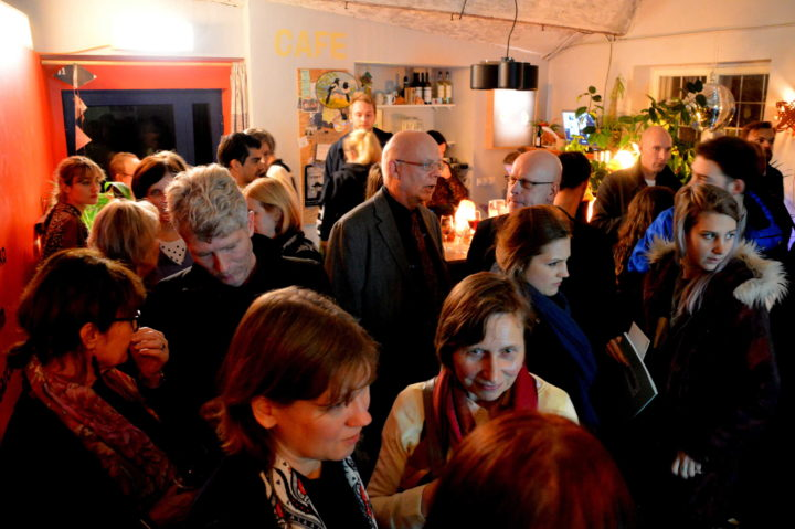 Gallery: Estonian Art Launch Event