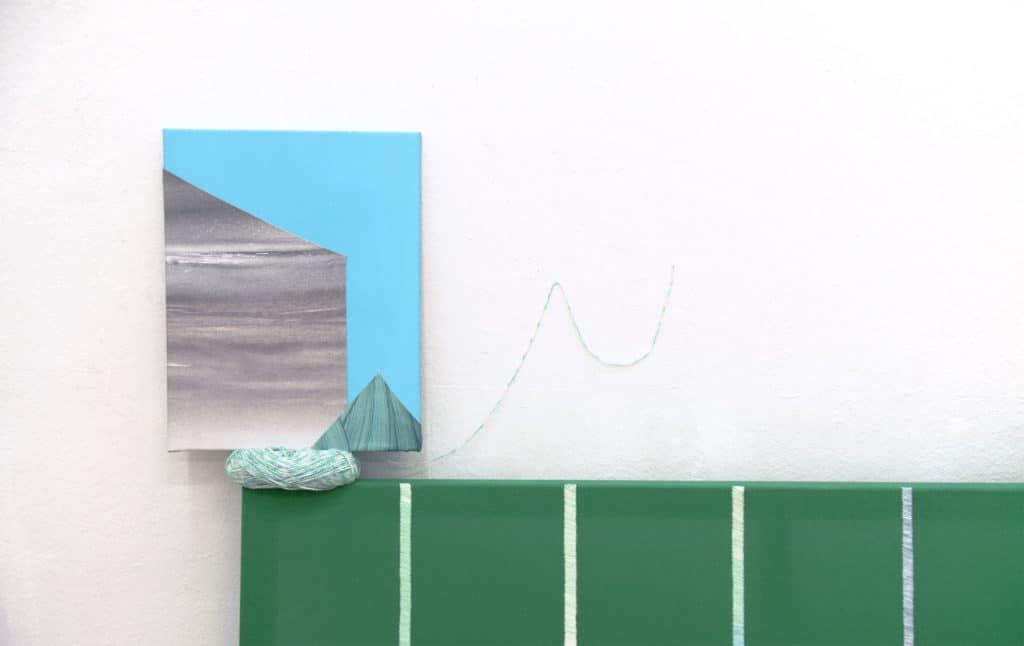 """Laura Põld, """"So small it could be mine"""" (detail), 2017. Courtesy of the artist"""