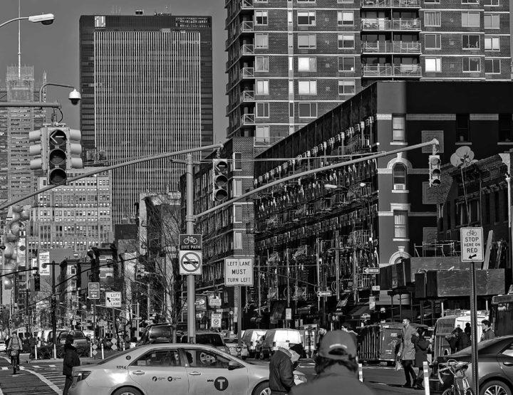 The Flâneur – Framing an Urban Space