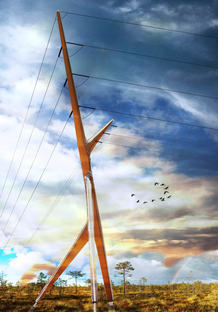 PART—Practice for Architecture, Research and Theory. Elering High Voltage Pylon Design Competition. 1 Stuudio Tallinn. Architectural Competition for Main Street, Tallinn. 2nd Place, 2016 st Prize, 2016