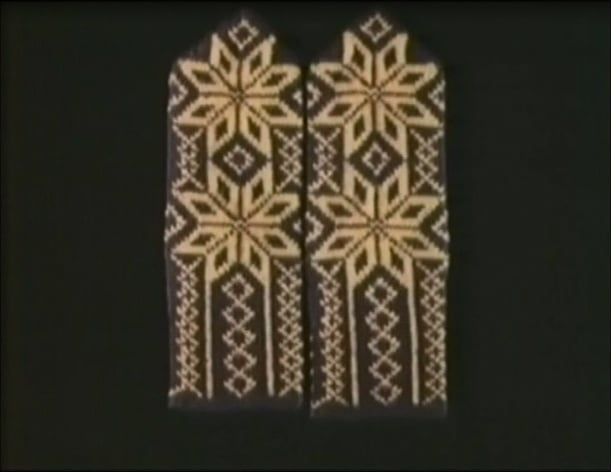 "Tõnis Vint, ""The Belt of Lielvārde"", 1980. Video still"