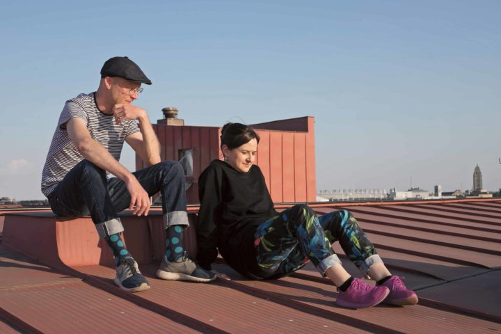 Anna Estarriola: Rooftop Conversations