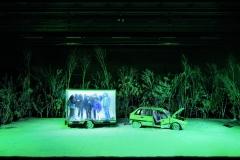 PHILIPPE QUESNE / VIVARIUM STUDIO.LA M…LANCOLIE DES DRAGONS / centre Pompidou / 14/04/2009