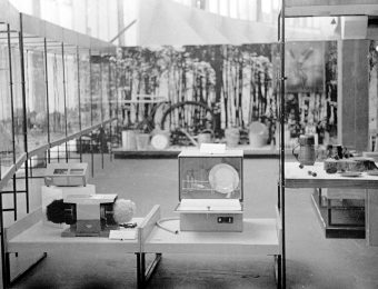 Baltic exhibition 'Domestic products', 1970. Photo: S. Kaledinas from the Lithuanian Central State Archives