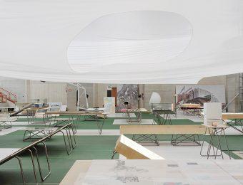 The Baltic Pavilion. Photo: David Grandorge